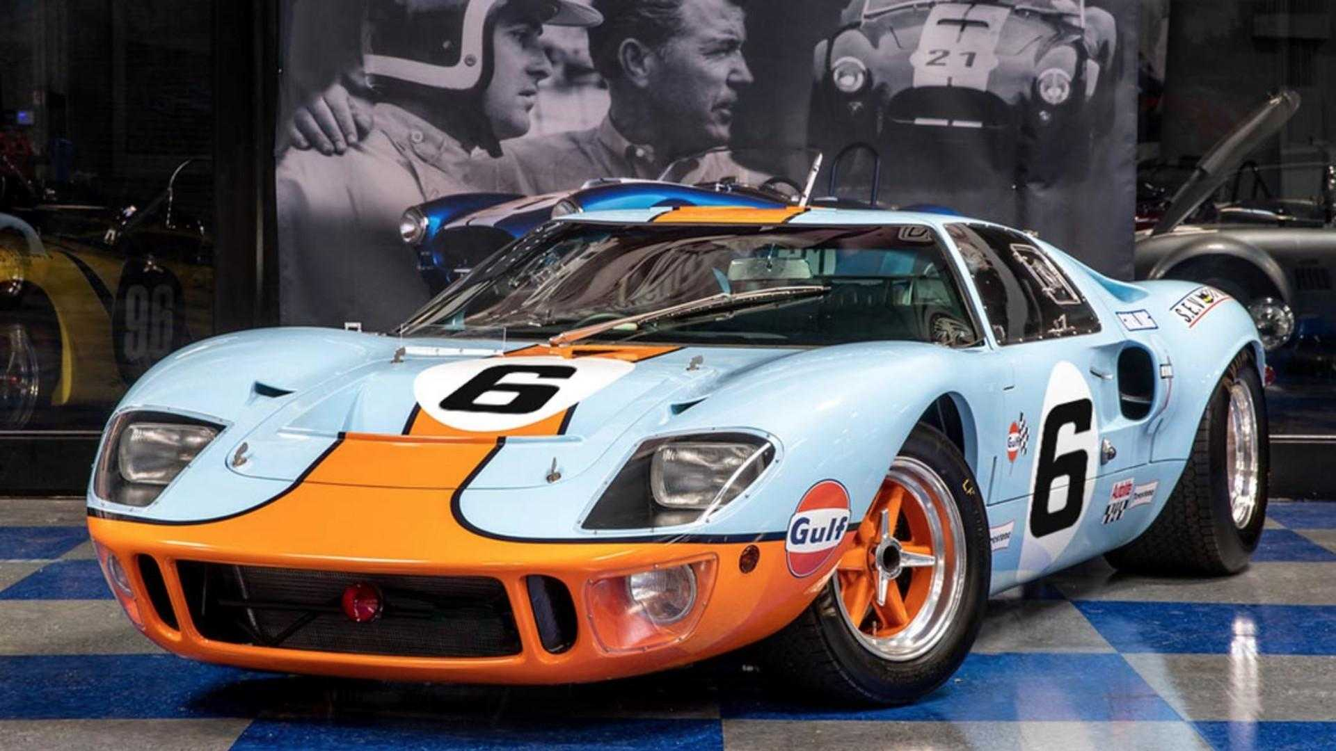 "[""Superformance 50th Anniversary GT40 MkI""]"
