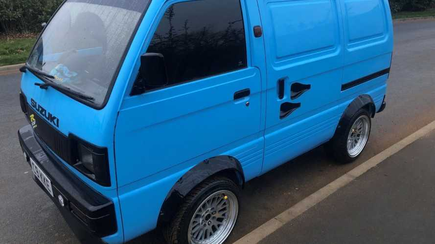 The Suzuki Super Carry Now Has an Engine to Match Its Name