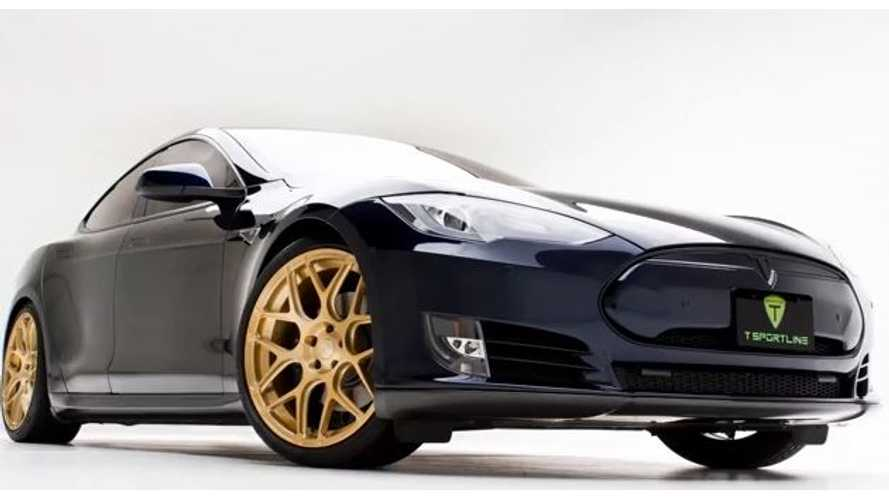 World's Most Expensive Tesla Model S - Video
