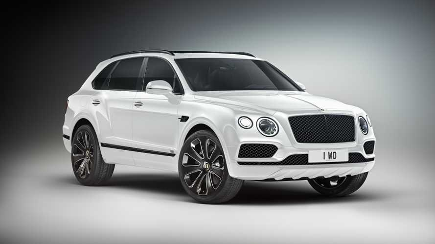 Bentley considering larger SUV to slot above Bentayga