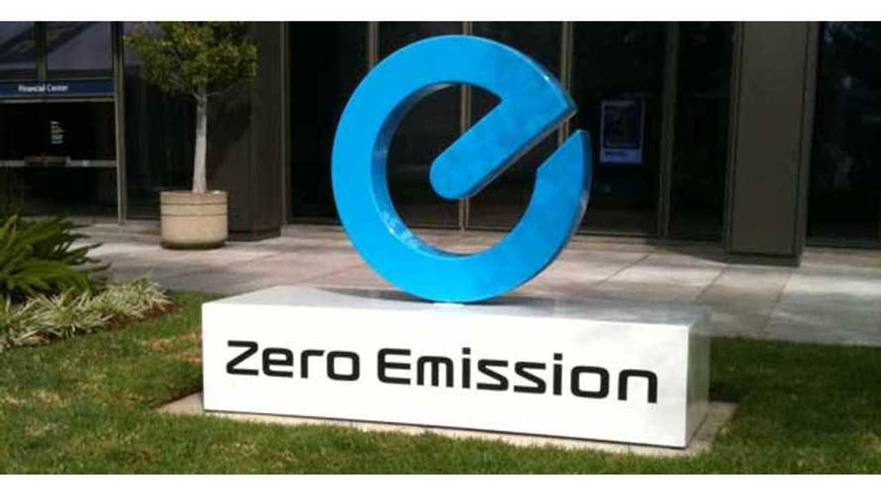 zero emission