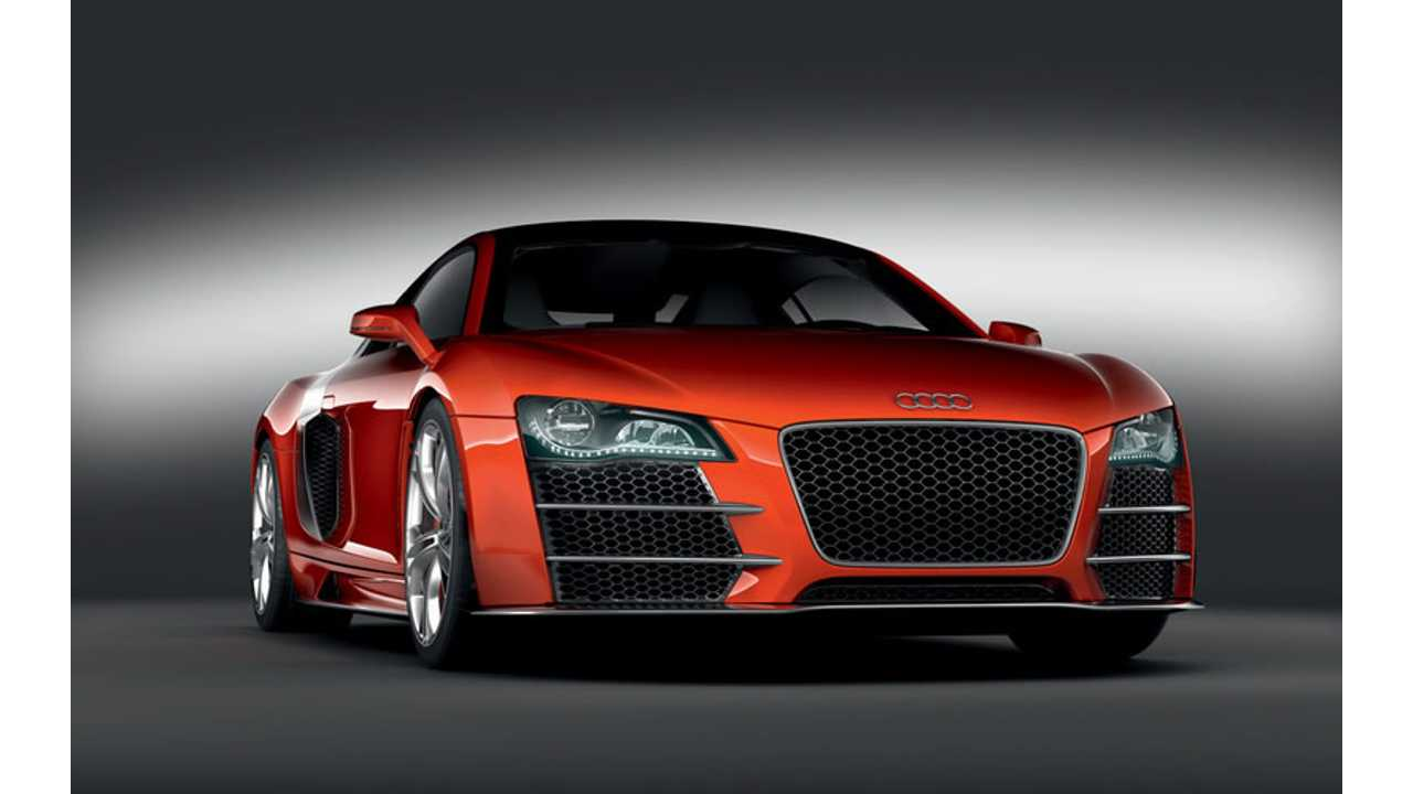 LeMans-Inspired Audi Supercar Could Feature Plug-In Gear in Road-Ready Trim