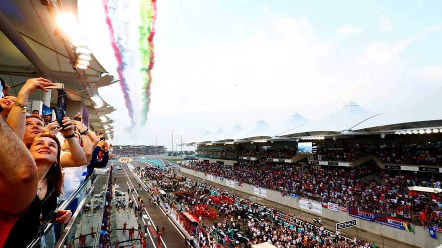 Abu Dhabi to host Formula 1 cars auction
