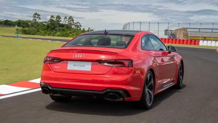 Novo Audi RS5