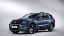 2020 Ford Explorer PHEV (Europa-Version)