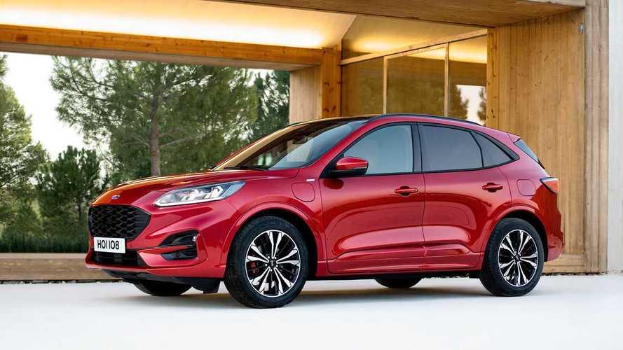 Daha şık, daha çevreci: Yeni 2019 Ford Kuga tanıtıldı