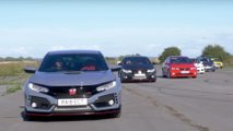 All Generations Of Honda Civic Type R