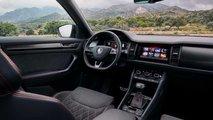 Test drive Skoda Kodiaq RS