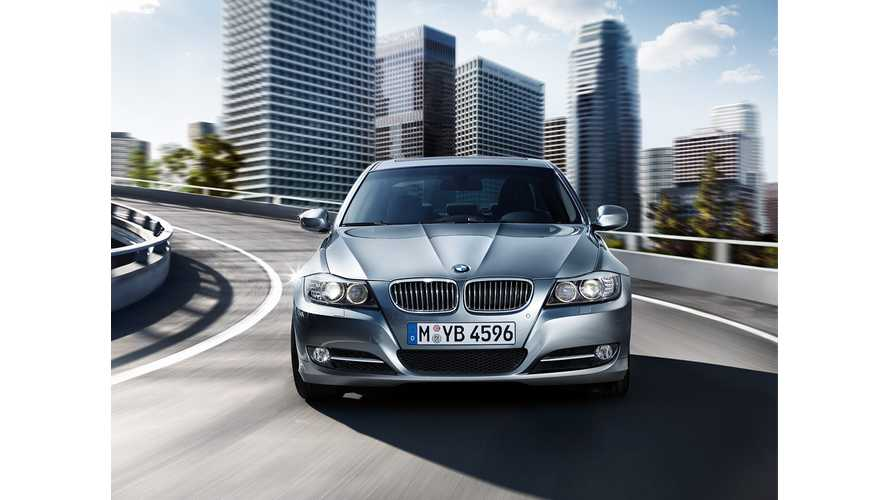 BMW 3 Series Plug-In Hybrid Expected to Launch This Summer
