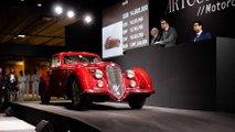 Subasta Alfa Romeo 8C 1939