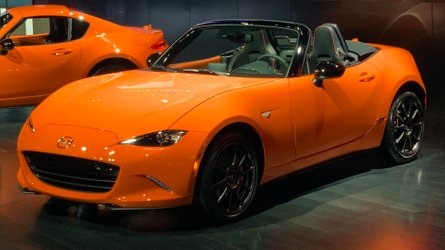 Mazda MX-5 30th Anniversary Edition revealed