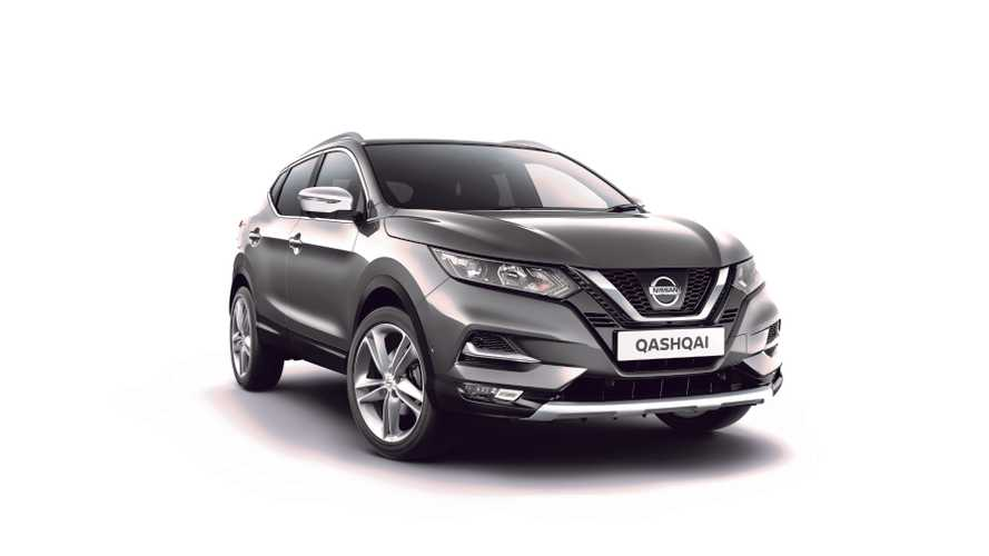 Nissan UK adds N-Motion trim to Qashqai range