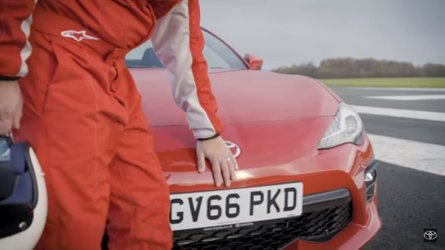 Toyota GT86 News Articles and Press Releases