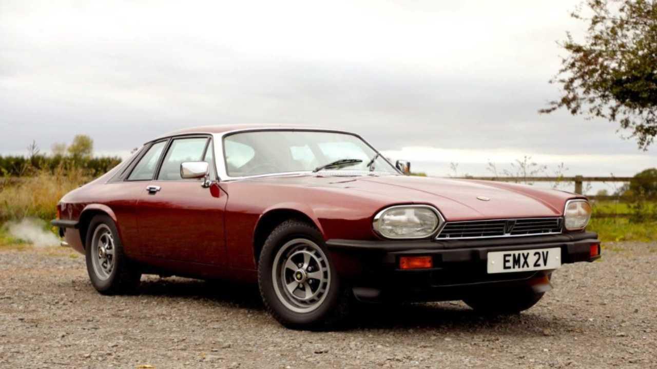 1979 Jaguar XJ-S V12