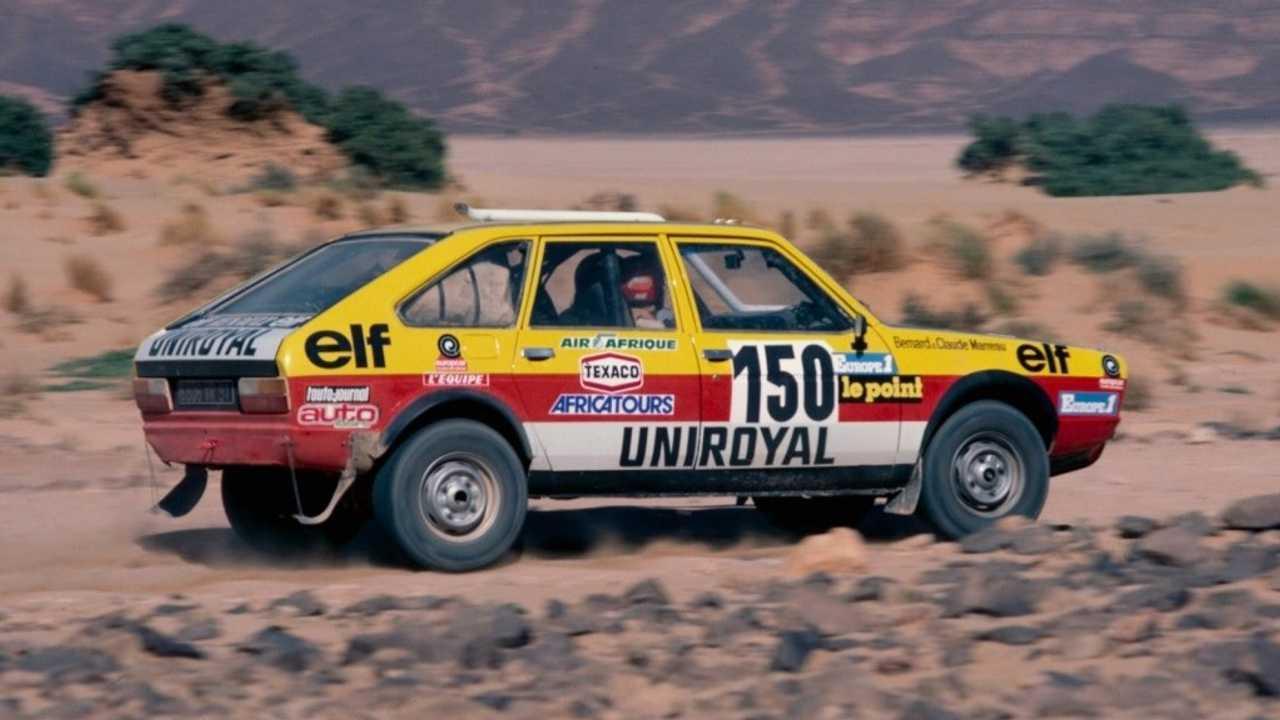 Renault 20 1982