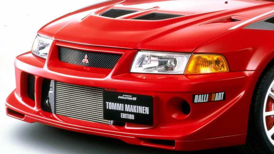 15 auto dedicate ai campioni di Rally