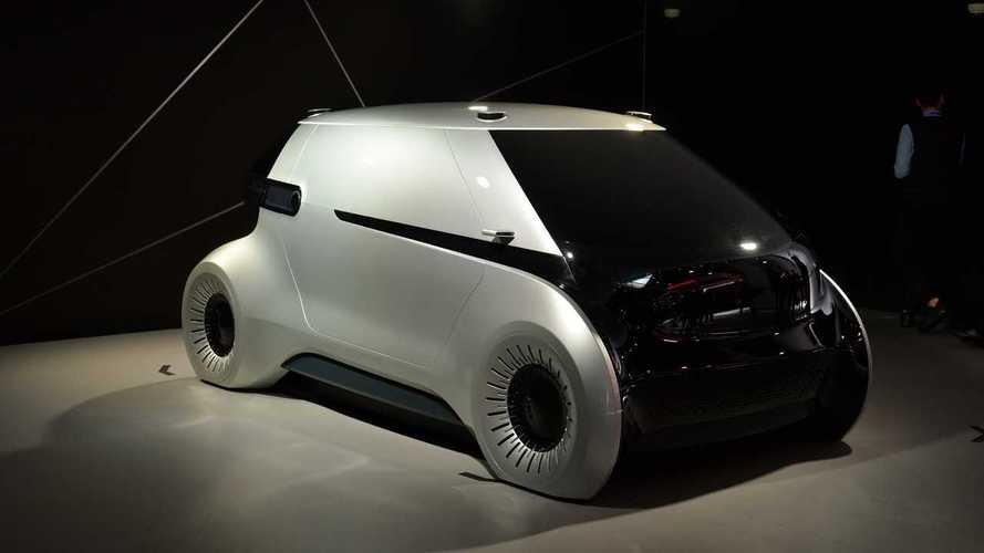 Hyundai MOBIS otonom konsepti ile CES'i aydınlattı