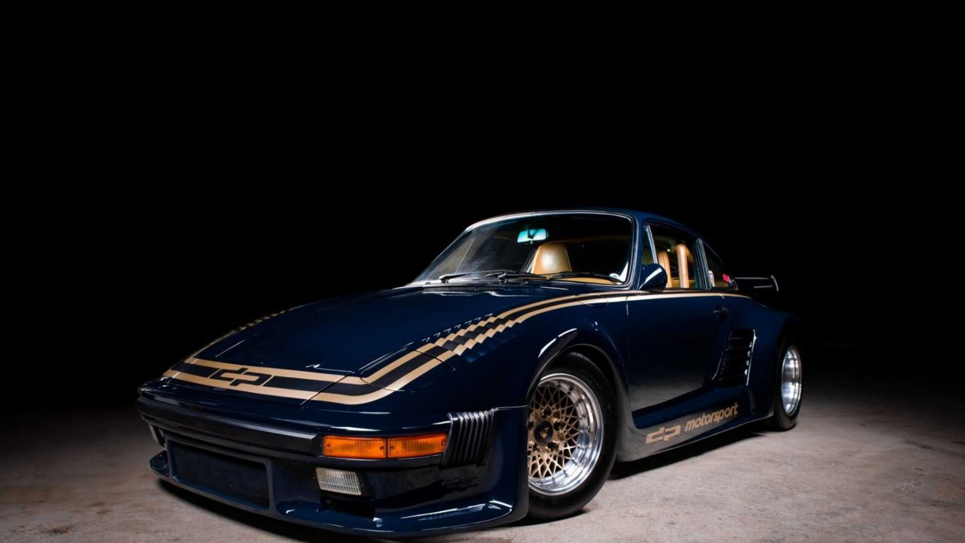 """[""""Porsche 911 Turbo Built for Mario Andretti is up for grabs""""]"""