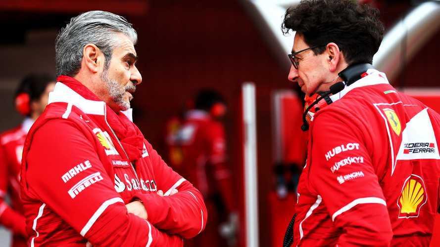 Ferrari, ufficiale l'addio di Arrivabene. Promozione di Binotto