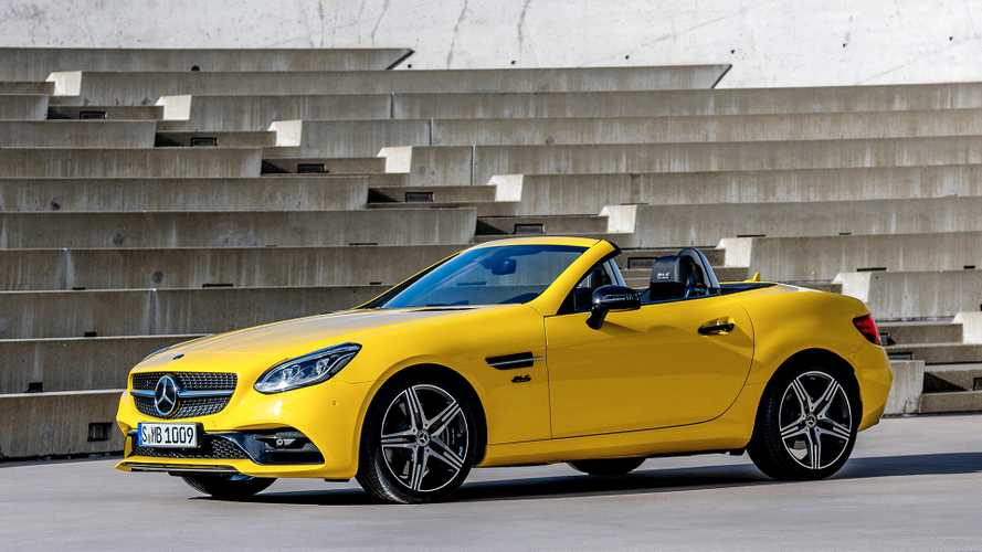 Mercedes SLC Final Edition - Le chant du cygne ?