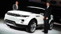 Concept Range Rover LRX (2008)