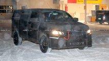 Fiat Mobi Spy Shots