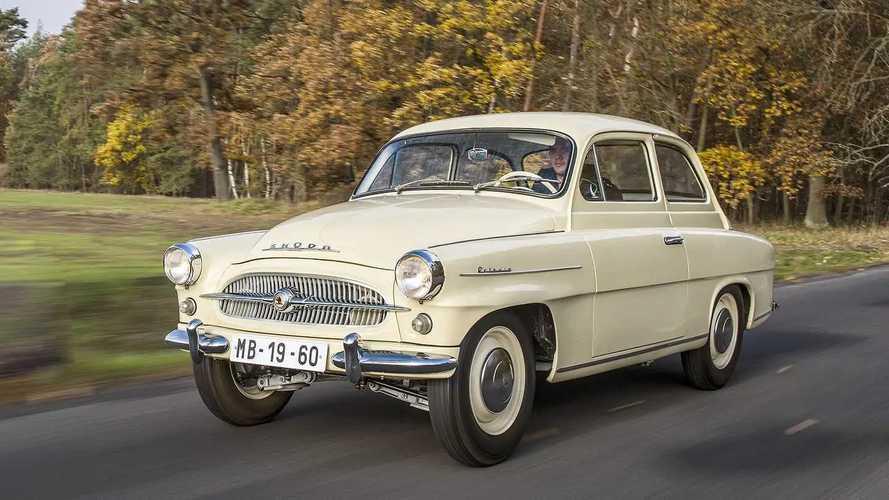 Skoda Octavia 1959