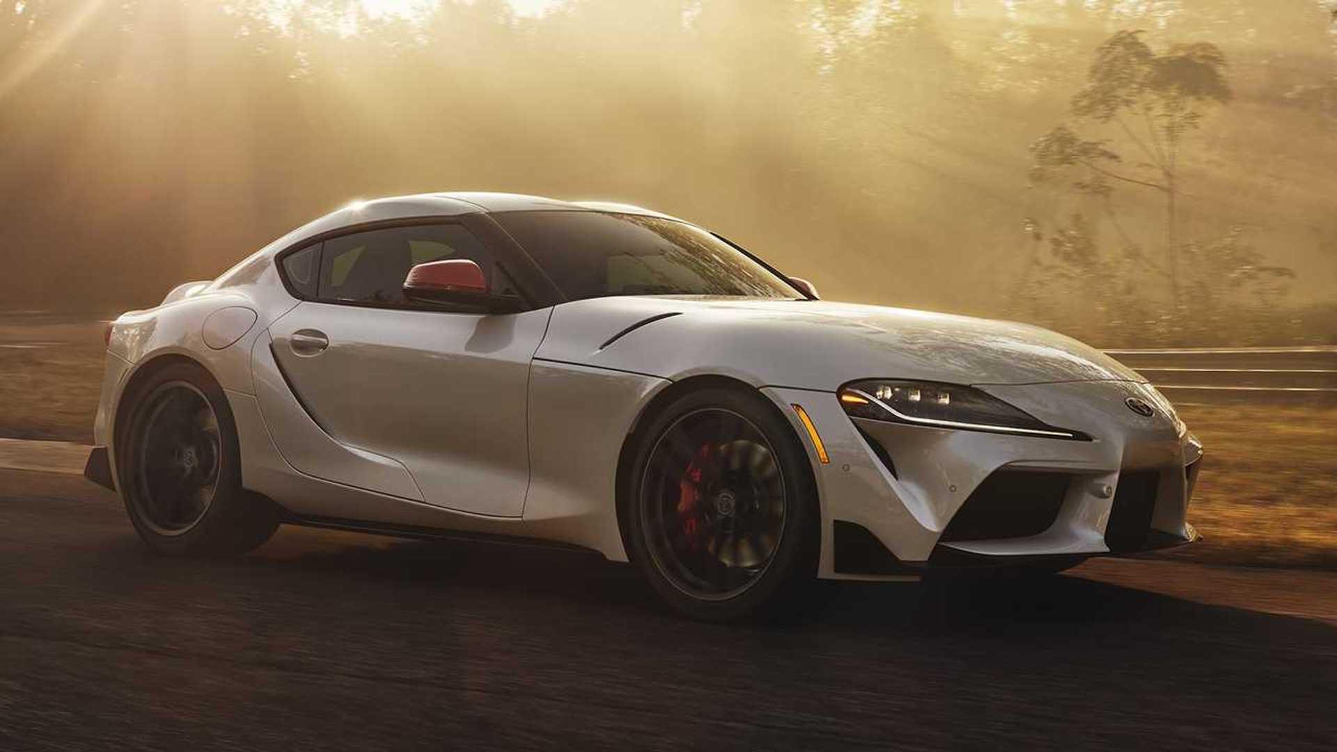 2020 Toyota Supra Color Options Revealed