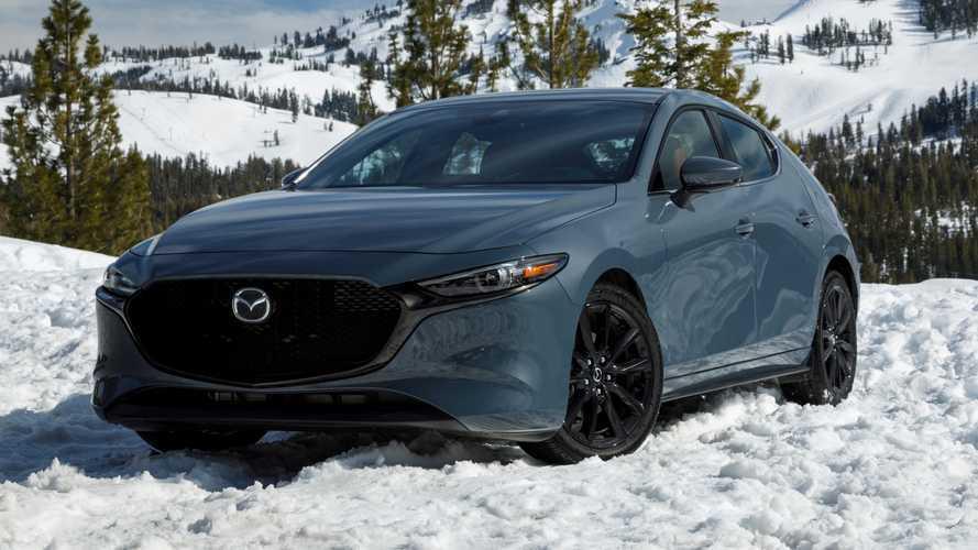 2019 Mazda3 AWD first drive