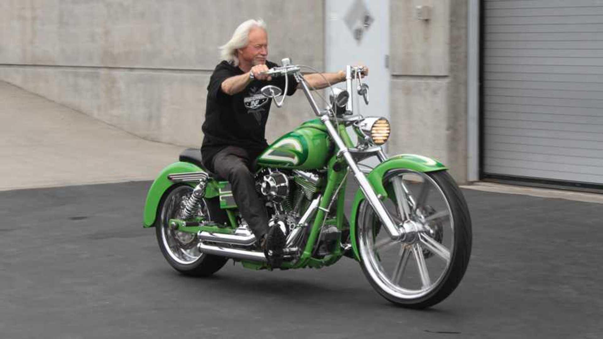 Custom Bike Builder Arlen Ness Dies At 79