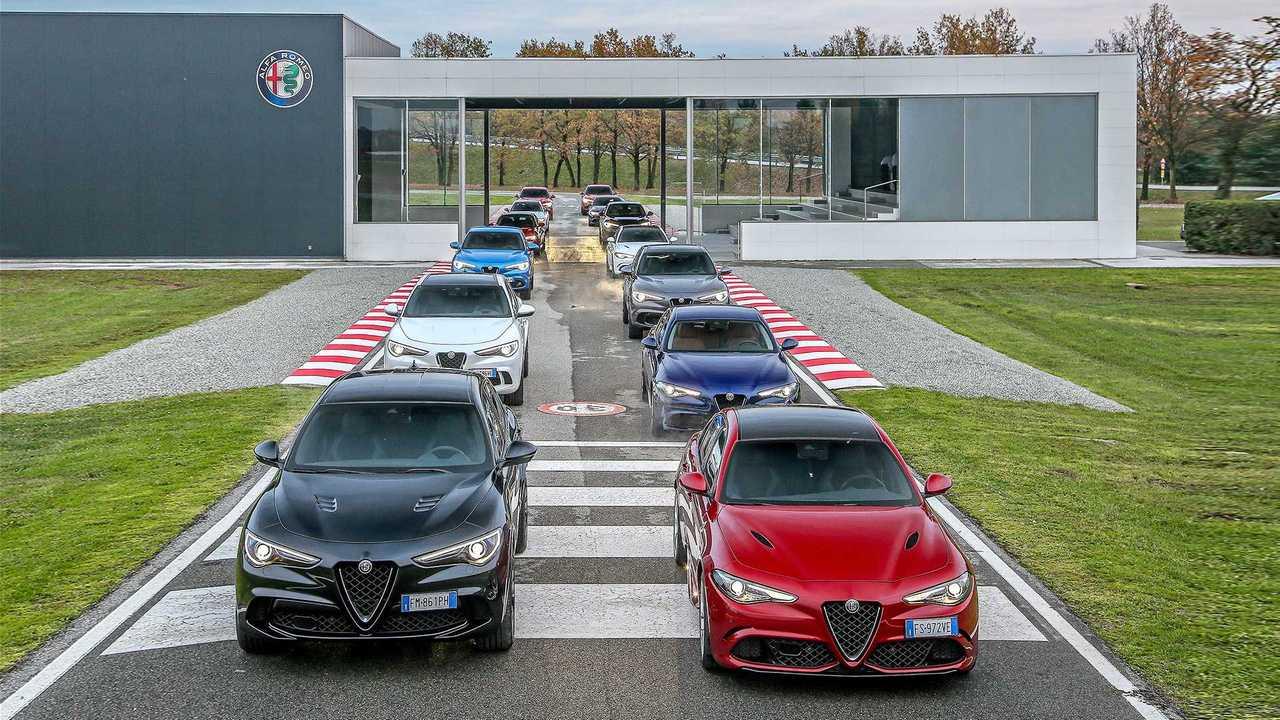 Alfa Romeo Fahrakademie 2018