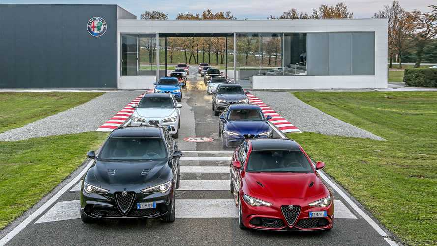 Angetestet: Alfa Romeo Giulia und Stelvio (2019)