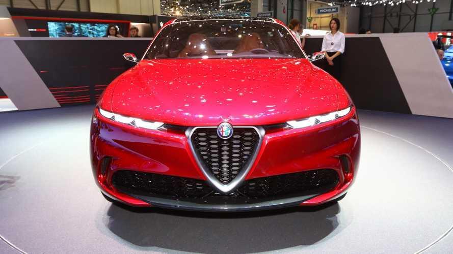 Alfa Romeo Tonale, sfida ad Audi Q3 Sportback, BMW X2 e Lexus UX?