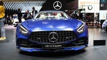 Mercedes-AMG GT R Roadster au salon de Genève 2019