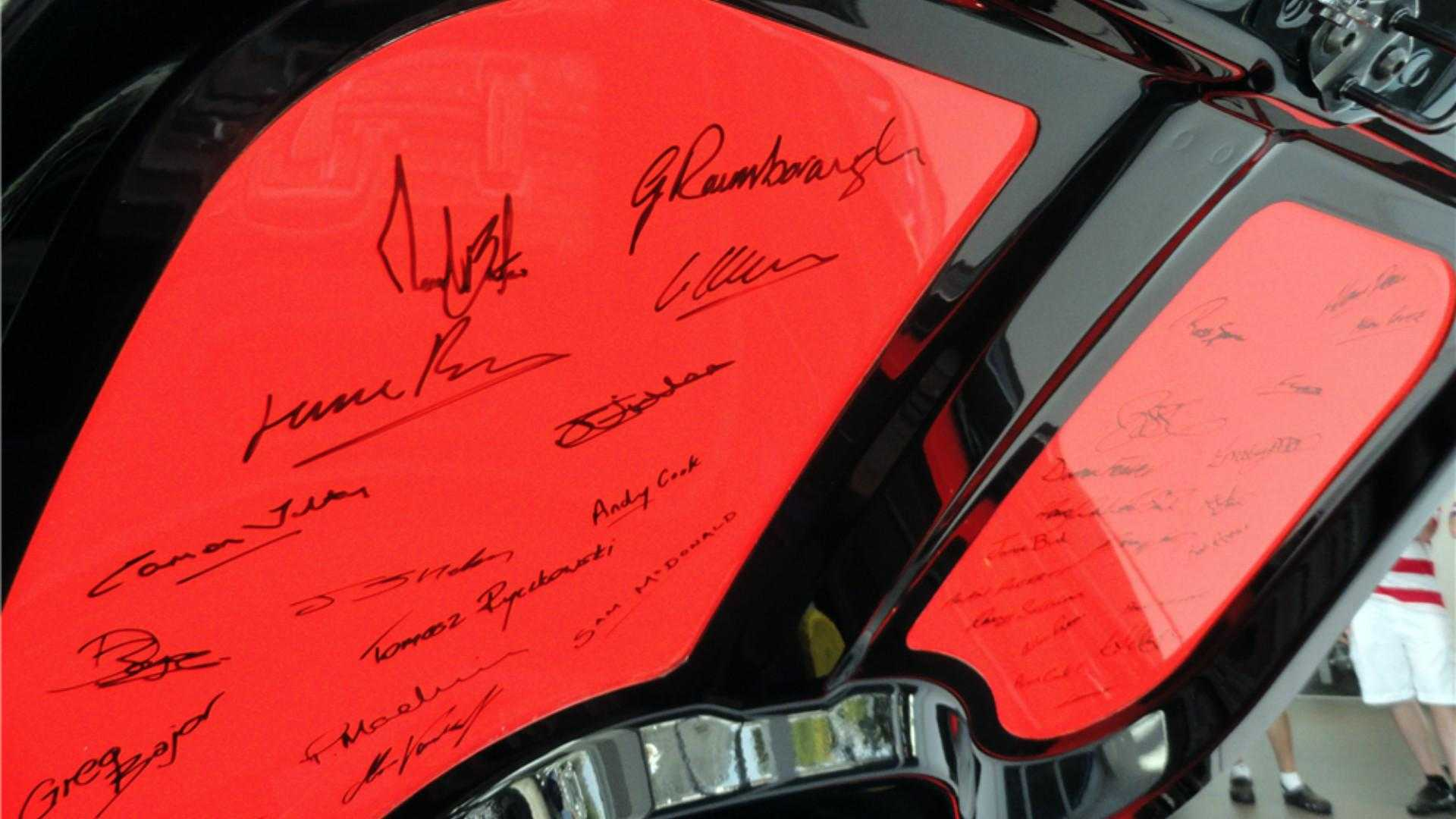"""[""""Rare High Sport Chassis McLaren 12C GT3 Racer Heading to Auction""""]"""