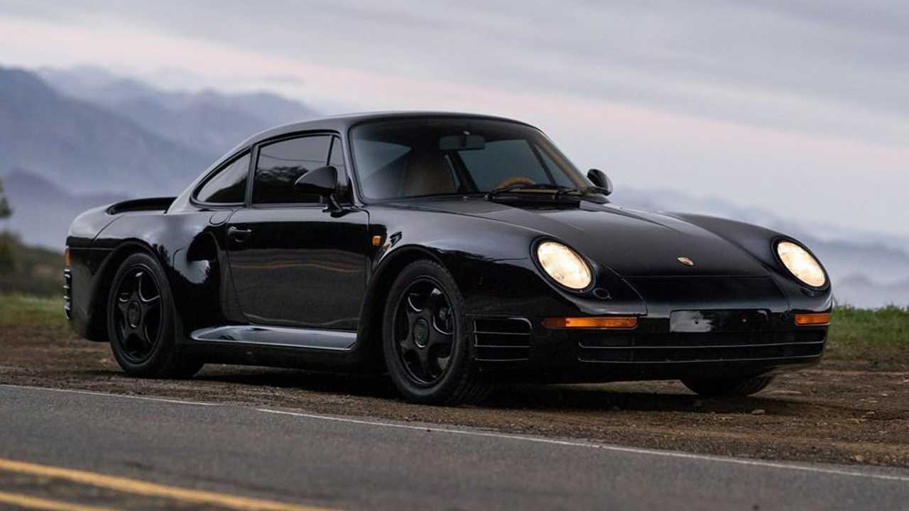 1988 Porsche 959 – price on request