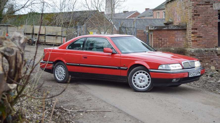 Why The Rover 800 Coupé Is Britain's Greatest Underrated Classic