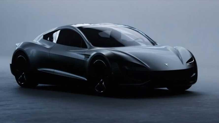 """Watch New Tesla Roadster Appear In Stunning """"Tale Of Light"""" Video"""