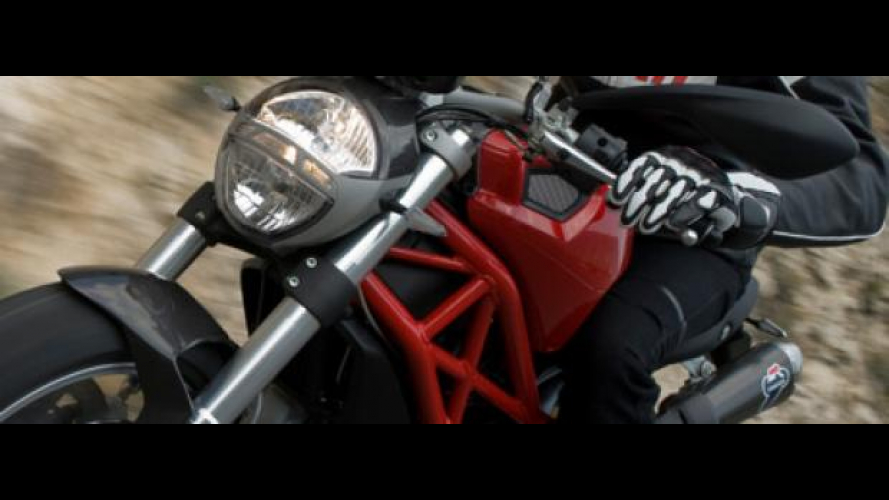 Ducati Monster 1100: ecco gli accessori