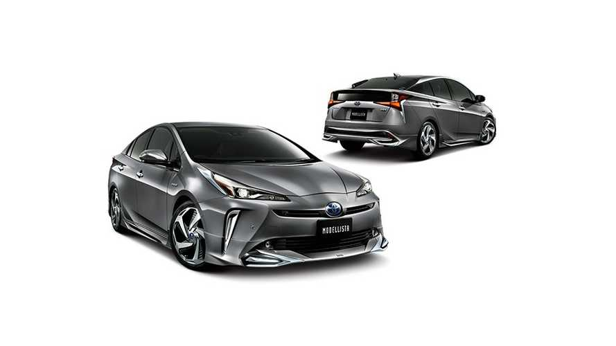 Of Course There's Another Sporty Tuning Kit For Toyota Prius