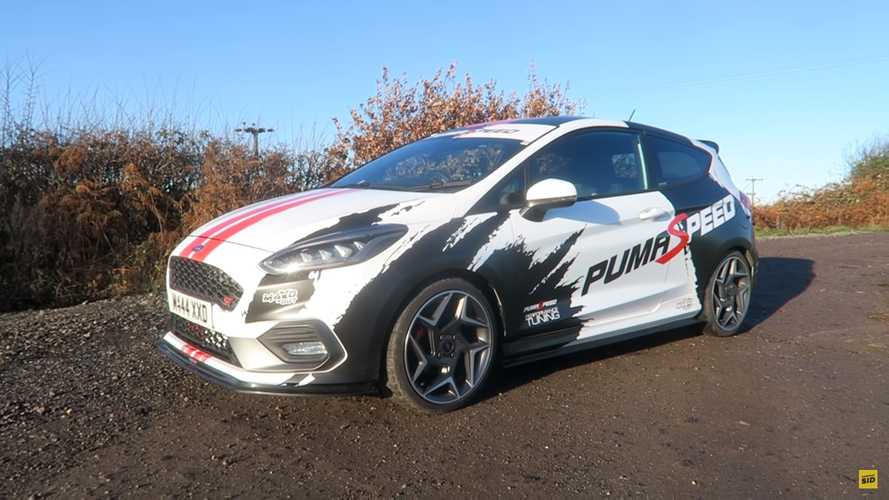 245-bhp Ford Fiesta ST isn't an RS, but we'll take it