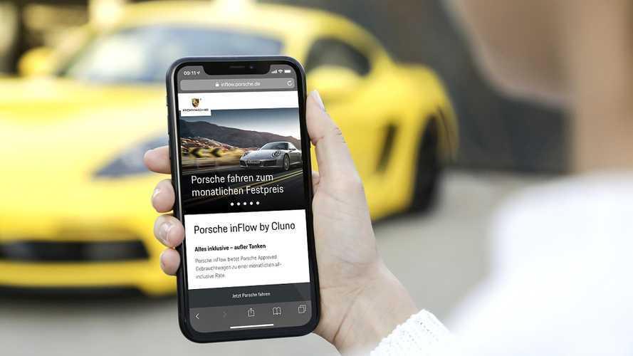 Porsche inFlow: Sportwagen im Abo