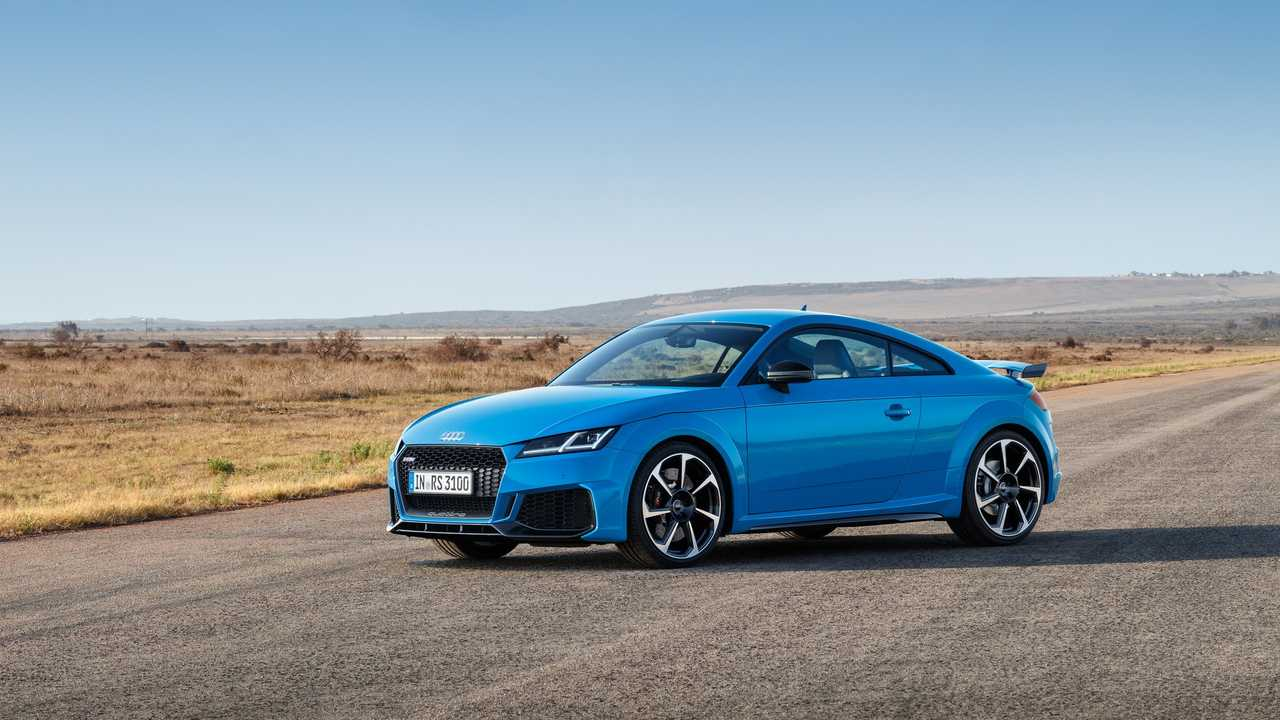 2019 Audi TT RS Coupe - 3774404