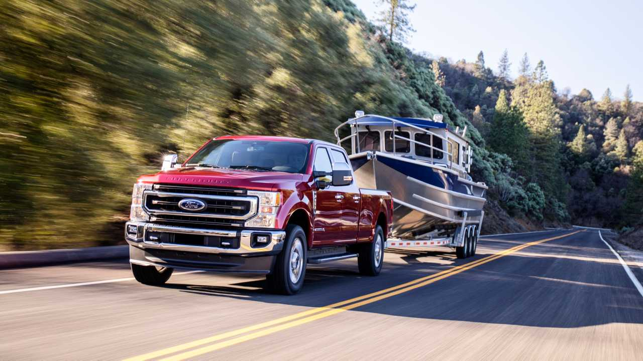 2020 Ford Super Duty Debuts With New 7.3-Liter V8, Fresh Design