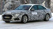 Audi A4 Facelift (Erlkönig)