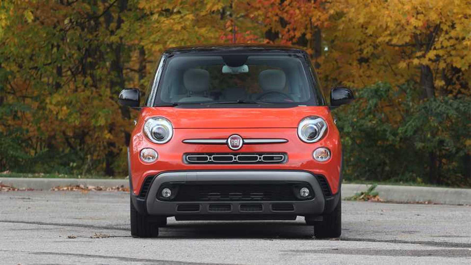 2019 Fiat 500L Trekking Review: The Great Pumpkin