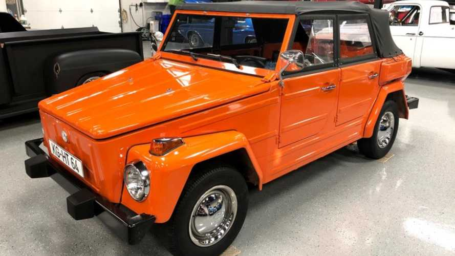 Will You Take Home This 'Ugly Duckling' Volkswagen Thing?