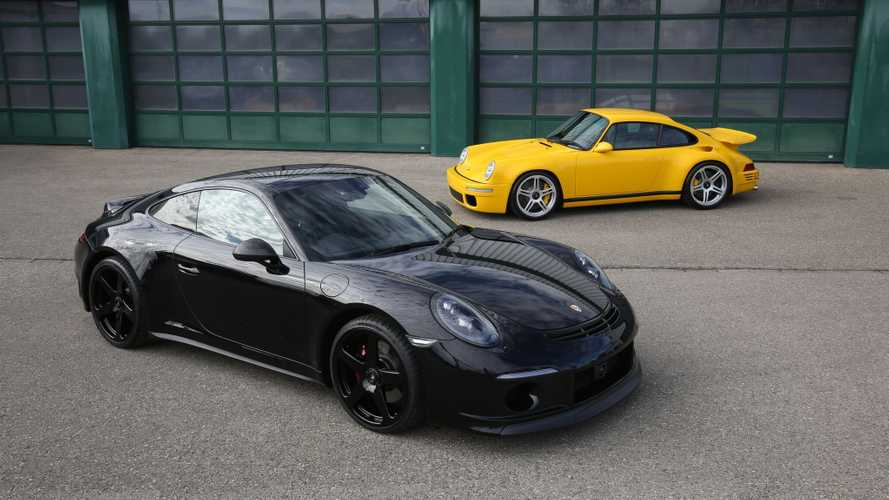 RUF CTR Anniversary Production Version Will Debut In Geneva