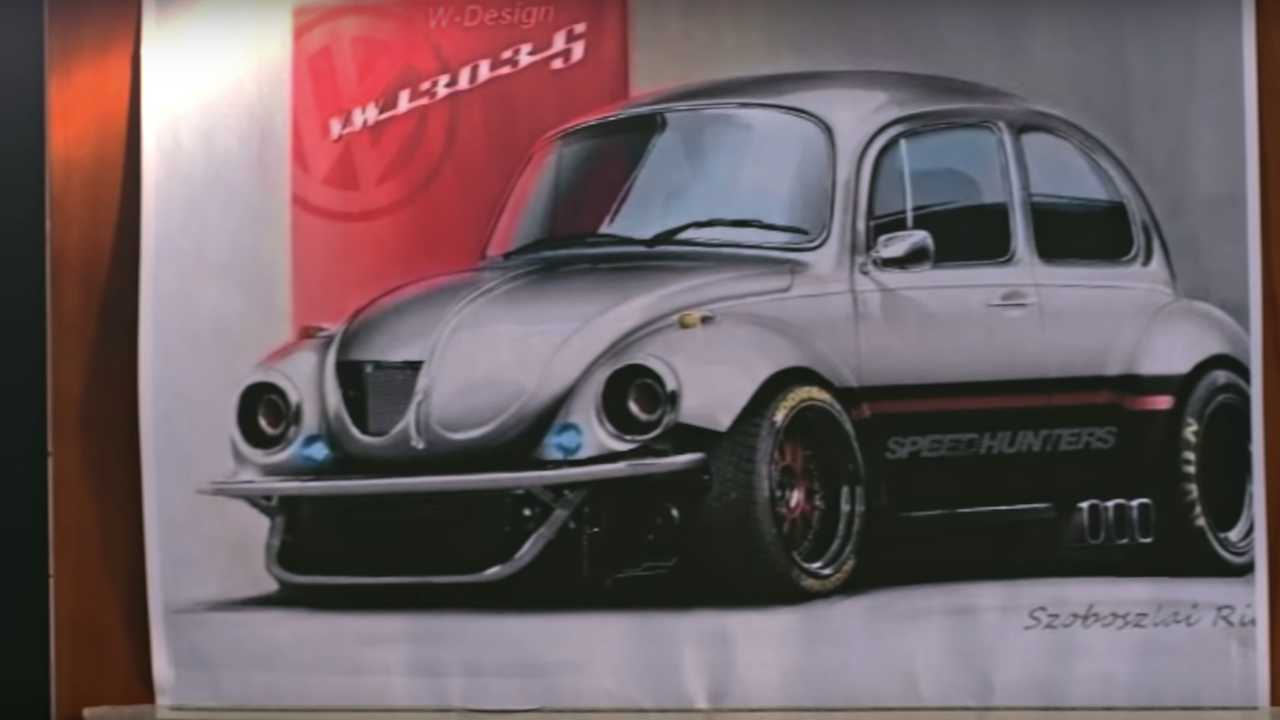 Subaru-Engined VW Beetle Speedhunters