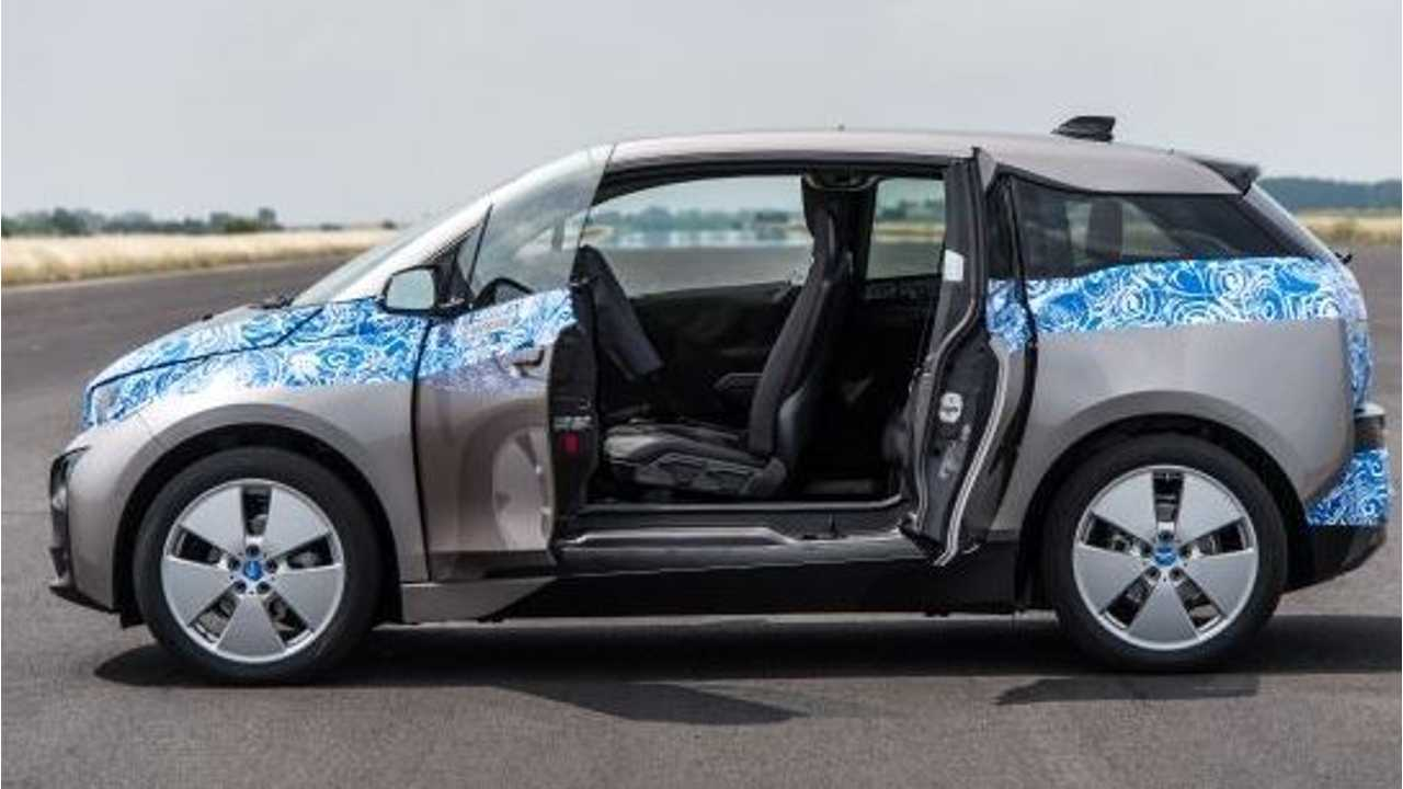 BMW i3 Offered For Lease In The UK From £369/month